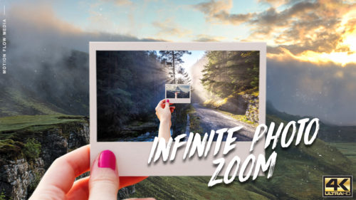 Infinite Photo Zoom