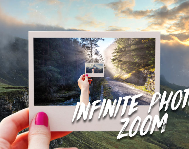 Infinite Photo Zoom is OUT NOW!